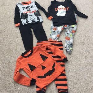 Other - Halloween pj bundle